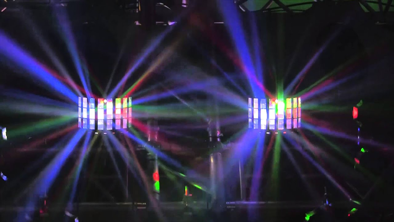 New Lighting by Chauvet DJ (Swarm Wash FX Kinta FX u0026 Scorpion Bar RG) - NAMM 2016 - PSSL - YouTube & New Lighting by Chauvet DJ (Swarm Wash FX Kinta FX u0026 Scorpion Bar ... azcodes.com