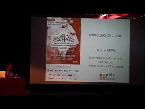 SIPPA 2016 - Conférence de clôture - François Goven