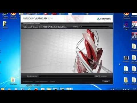 Solve Autodesk Autocad Starting Problem - YouTube