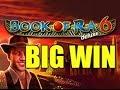 BIG WIN - Book of Ra 6 (Novomatic) - Betsize: €3