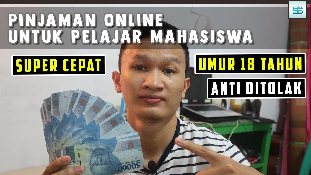 3 Aplikasi Pinjaman Online Langsung Cair Umur 18 Tahun Youtube