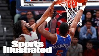 "Boomer on Porzingis: Knicks are in ""total rebuild mode"" 
