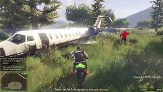 Grand Theft Atuo V Ceo Crates Mission