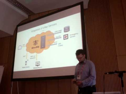 Smart Home live: Intelligent Detection of Fire or a Break-In with MQTT and OpenHAB