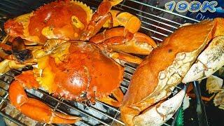 Có gì trong Buffet Hải Sản chỉ 199k rẻ nhất Sài Gòn khách đông nghẹt