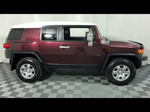 2007 Toyota FJ Cruiser Easton, Allentown, Bethlehem, Phillipsburg and Stroudsburg PA TX1180A