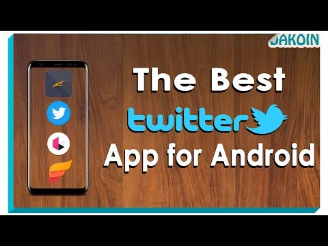 😃The Best Twitter App For Android!!!😃