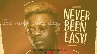 daev-never-been-easy-lyric-