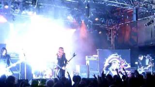 Arch Enemy - We Will Rise Live Paris 2010