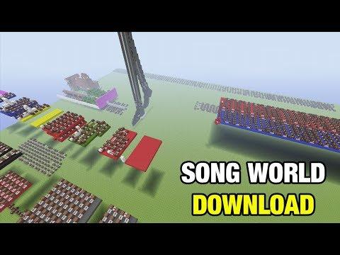 Song World Minecraft Xbox