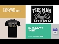 By Funny T Shirt Featured Men's Fashion