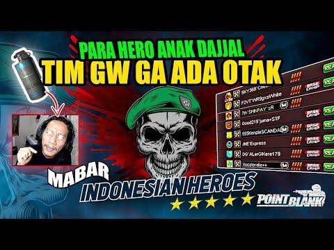 MABAR TERKESAL OFFICIAL HERO INDONESIA 2020 || POINT BLANK ZEPPETO INDONESIA
