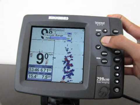 hqdefault humminbird 798cxi hd si combo youtube humminbird 598ci hd si installation manual at highcare.asia