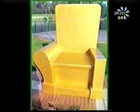 King Shlomo Chair