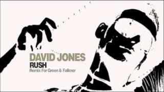 Green & Falkner - Rush (David Jones Remix)