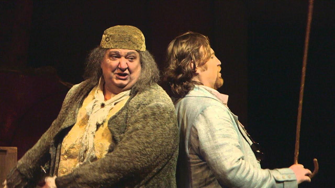 """Don Pasquale: """"Cheti, cheti, immantinente"""" (Maestri, Molnár)"""