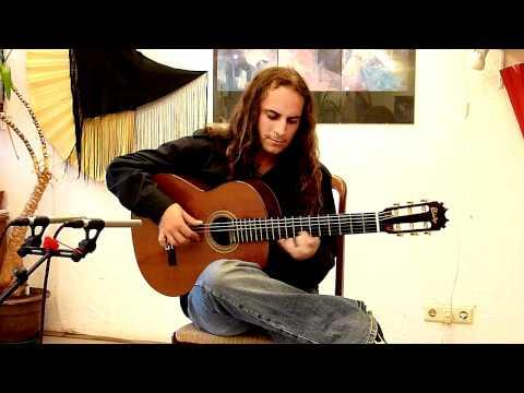Flamenco Guitar Tangos
