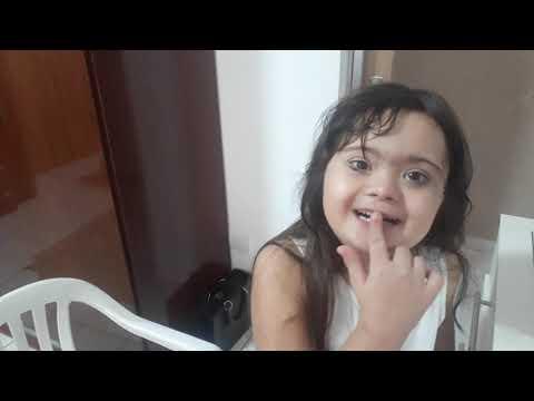 Mariana  e  sua  maquiagem  básica!