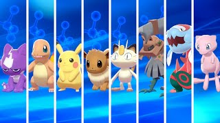 Pokémon Sword & Shİeld - How to Get All Gift Pokémon