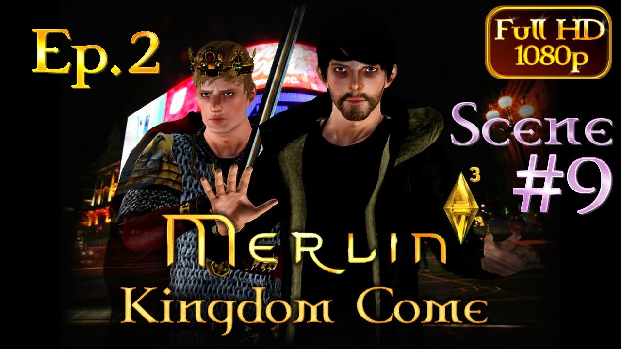 Download Merlin Season 6 Kingdom Come   Ep2: A King Without A Kingdom   Scene 9   Sims3 Full HD [Subtitles]