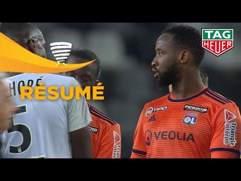 Amiens SC - Olympique Lyonnais ( 2-3 ) (1/8 de finale) - Résumé - (ASC - OL) / 2018-19