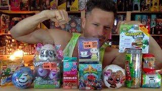 LIVE BLIND BOX BONANZA LOL Imaginext Roblox 5 Surprise Hatchimals Littlest Pet Shop StickBot