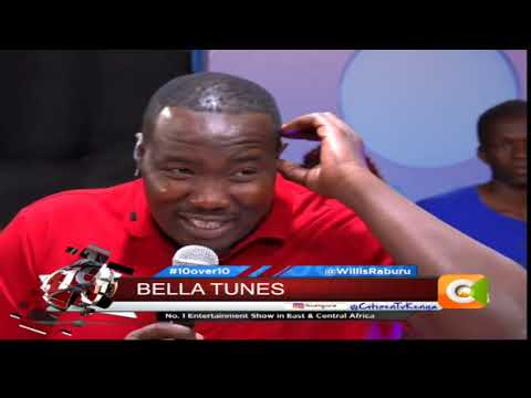10OVER10 | Enock Bella exclusive on 10 over 10