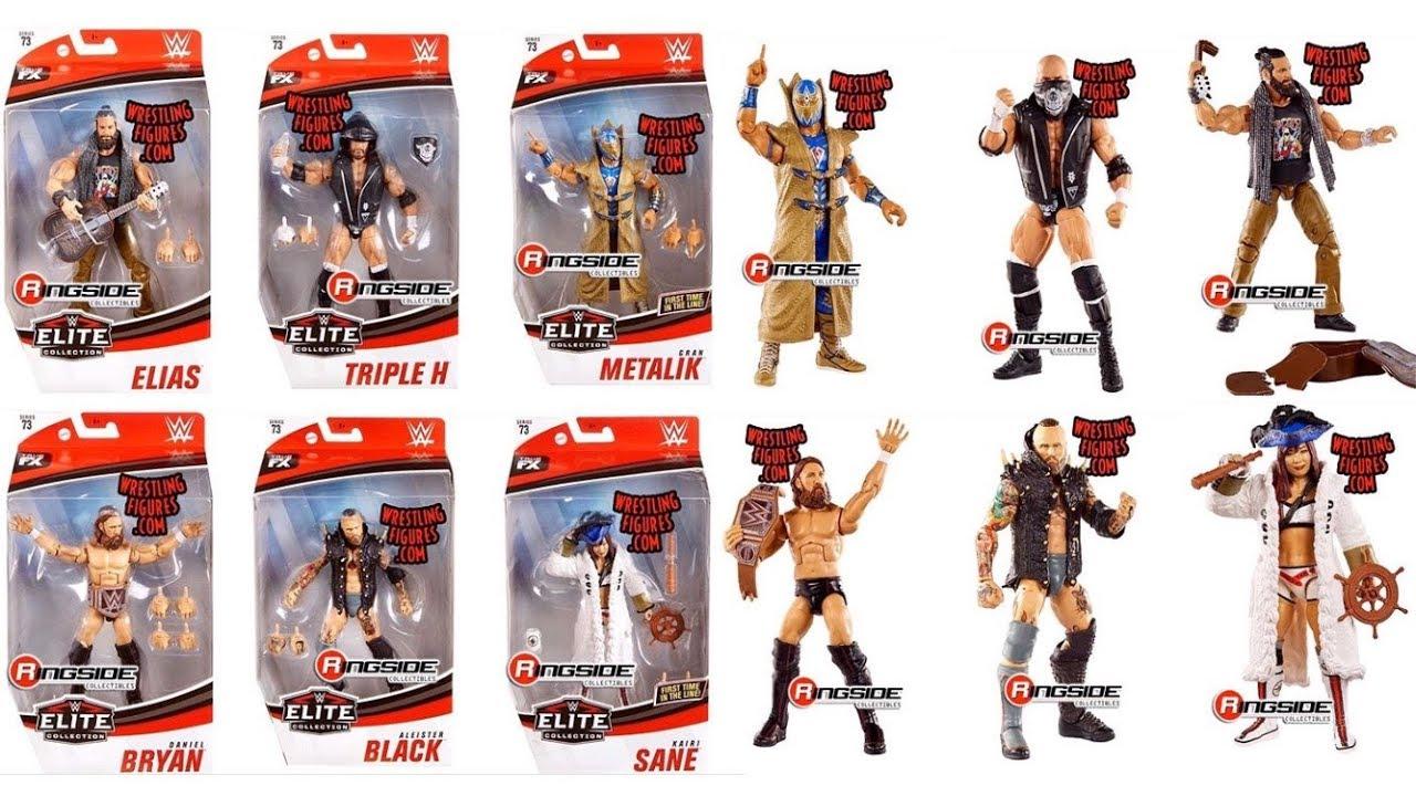 WWE Mattel Finn Balor Series 69 figure loose