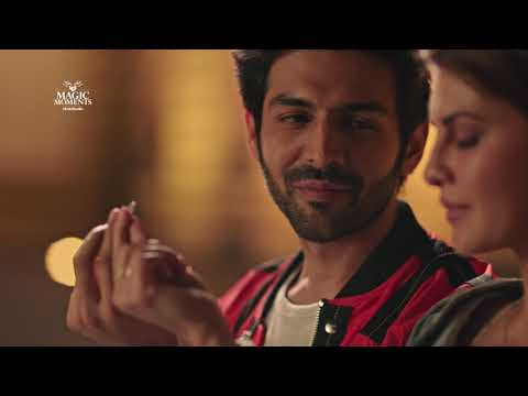 Make every Moment a Magic Moment | Kartik Aaryan | Jacqueline Fernandez