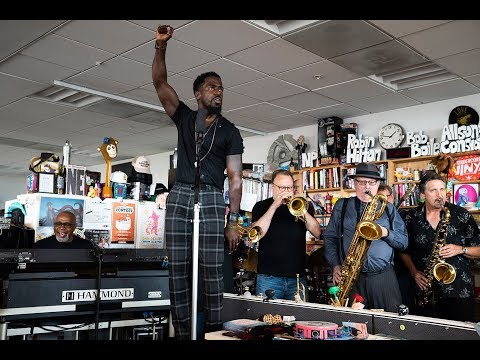 Tower of Power: NPR Music Tiny Desk Concert