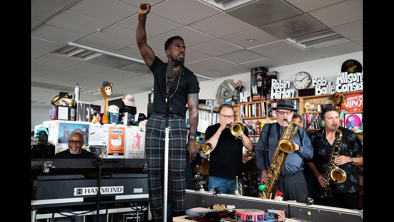 Tower of Power | Soul Side of Town | NPR Music Tiny Desk Concert