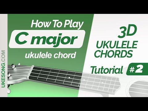 ukulele-chords-c-major-|-3d-ukulele-chords-tutorial-#2