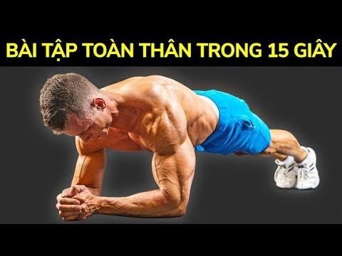 Đừng tới phòng gym nữa vì đã có 12 động tác plank tại nhà đây rồi!