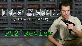 Ghost in the Shell: Stand Alone Complex (PS2) Game Dingo Review [Ep. 11]