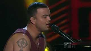 Guy Sebastian - Get Along - The X Factor NZ 2013