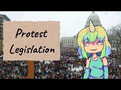 Anti Protest Legislation