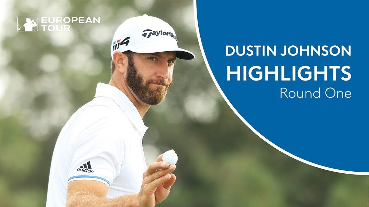 Dustin Johnson Highlights  9c5fb573728