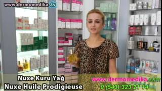 Nuxe Kuru Yağ Nuxe Huile Prodigieuse - Dermomedika.com Thumbnail