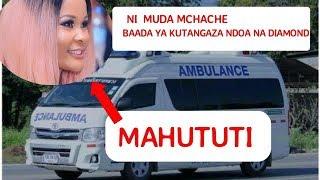 HAMISA MAHUTUTI! Apokea Kipigo Kikali Toka Kwa Mama Diamond, Baada ya  kutangaza harusi