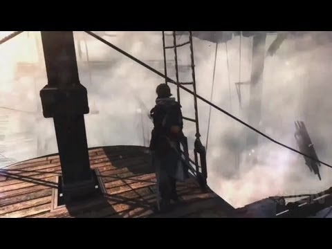 Assassin's Creed 4 Gameplay Demo E3