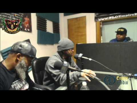 RE-UP Radio NY : Interview With the Cast of Project Heat Part 1 of 2