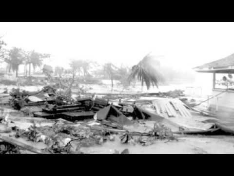 Weather History: Hurricane Flora 1963
