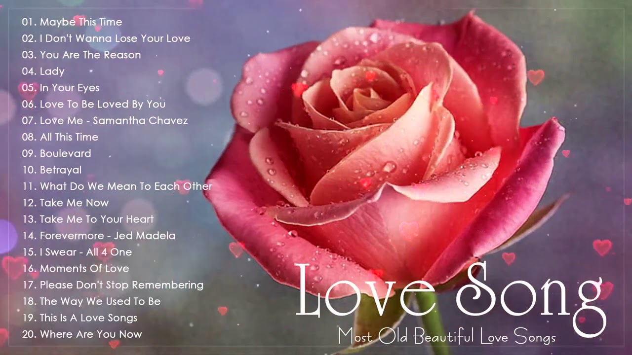 3 Hours of Non Stop Love Songs Medley - Best Love Songs Collection - Best Love Songs Ever