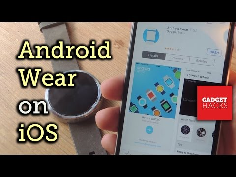 How to Set Up & Use an Android Wear Smartwatch on Your iPhone « iOS