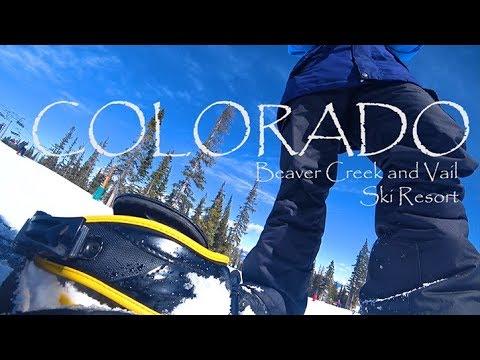 Colorado - Beaver Creek and Vail Ski Resorts