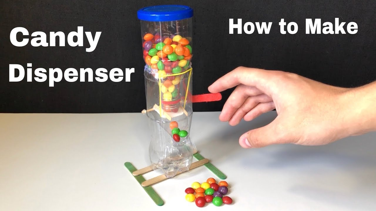 How To Buy A Candy Machine
