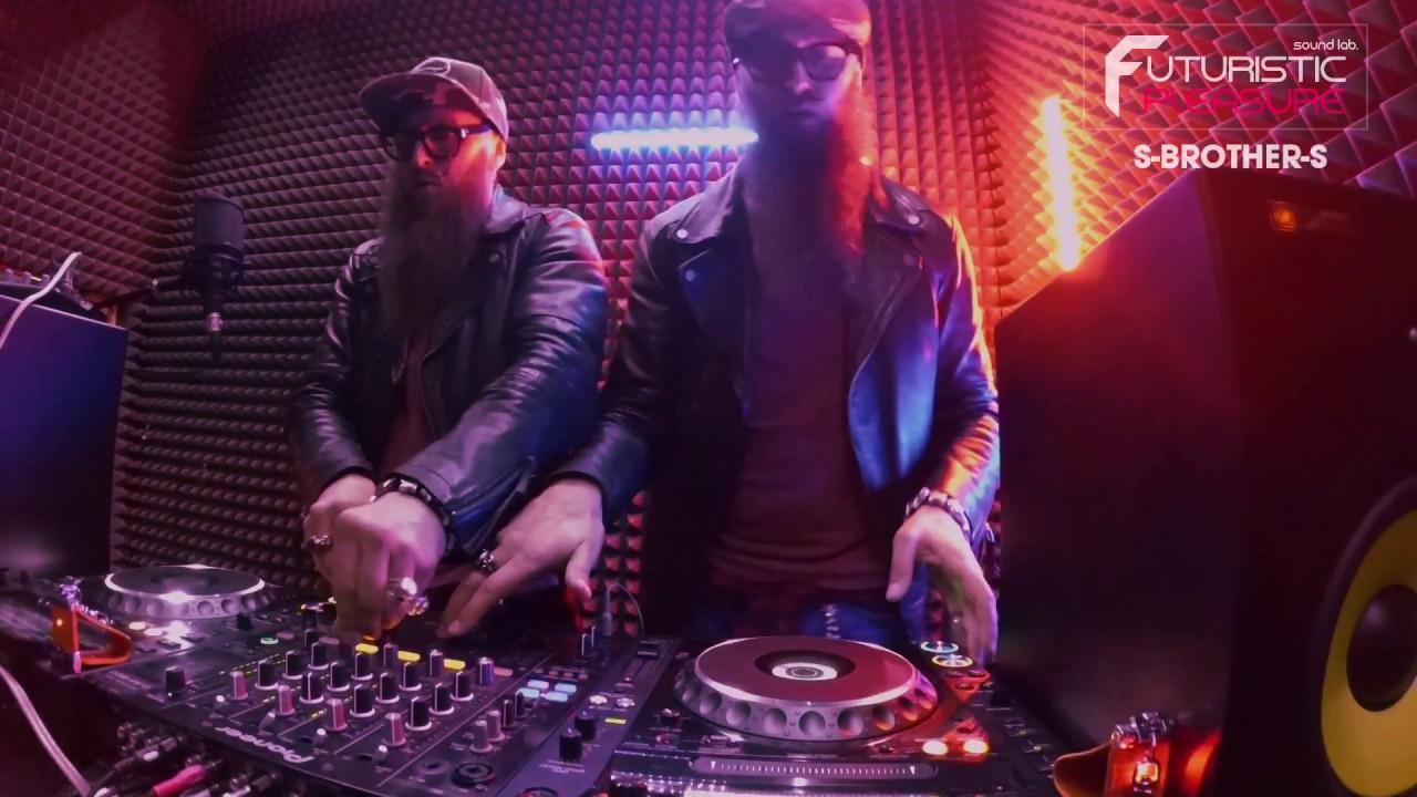 DJ Project S-BROTHER-S of Futuristic Pleasure (Live) 13/04/18