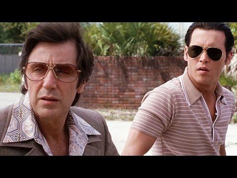 Based On A True Story - Donnie Brasco  (Al Pacino, Johnny Depp)