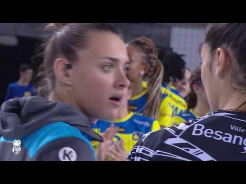 Ligue Butagaz Energie -  Metz handball vs Entente Sportive Bisontine Féminine - Résumé