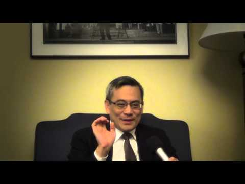 Ted Hsu Interview 2015 - Science and Policy Exchange